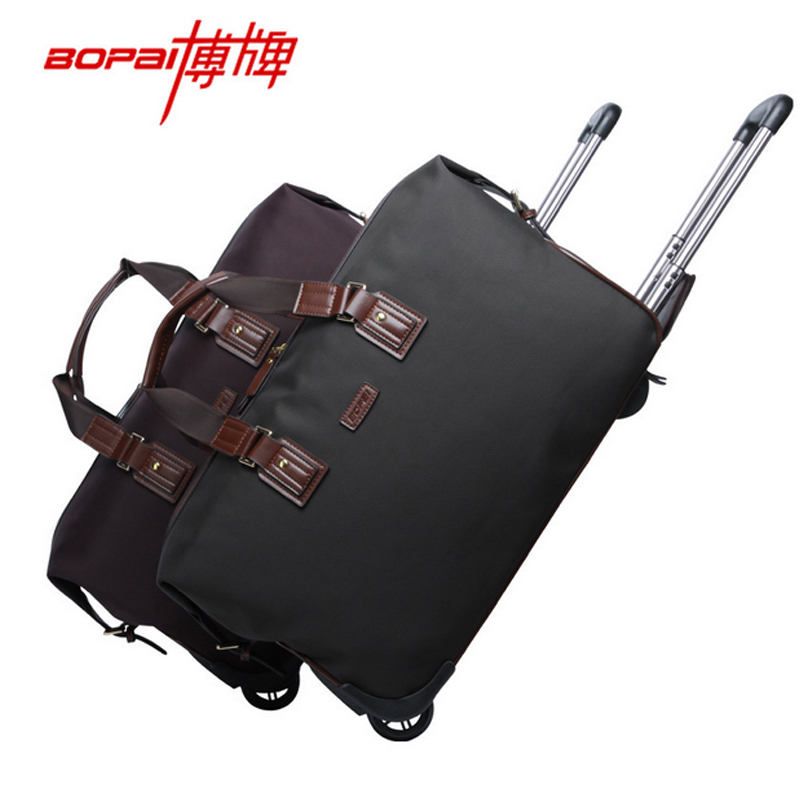 online buy wholesale rolling duffle luggage from china. Black Bedroom Furniture Sets. Home Design Ideas