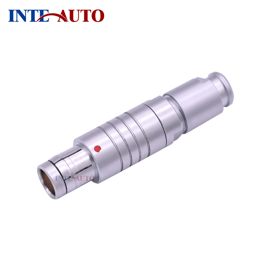 Fisher connector, compatible S103 series metal M12 male Plug, circular push pull connector,2,3,4,5,6,7,8,10 pins стоимость