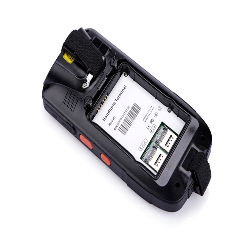 Caribe PL-40L Rugged handheld PDA 1D Barcode Scanner Android Tablet IP65  waterproof Mobile Phone