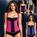 Hot Shapers Sculpting Clothes Body Slimming Waist Cinchers Belt Burn Fat Corselet and Bustiers Buckle Design Neoprene Underwear