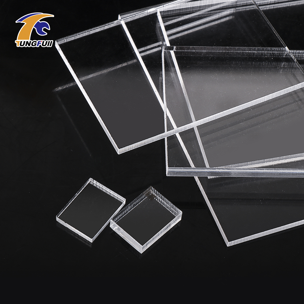 Acrylic Sheet 3mm 5mm Thickness Plastic Transparent Board Acrylic Plexiglass Clear Sheet Plastic Transparent Board