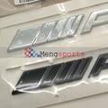 20 шт. НОВЫЙ Chrome Черный ABS Жетоны Загрузки Эмблемы Стайлинга Автомобилей Black Series 200x17 мм