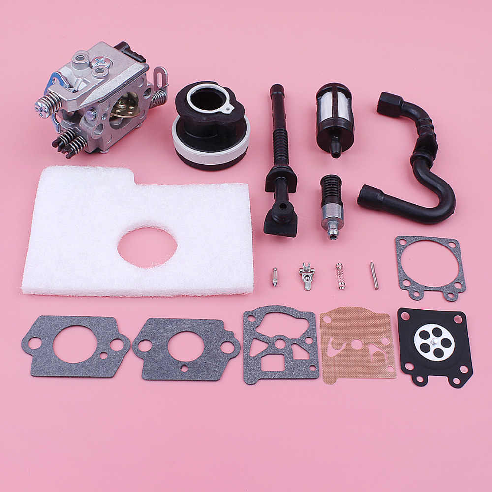 Kit de reparaci/ón de carburador para Stihl MS 180 170 MS180MS170 018 017