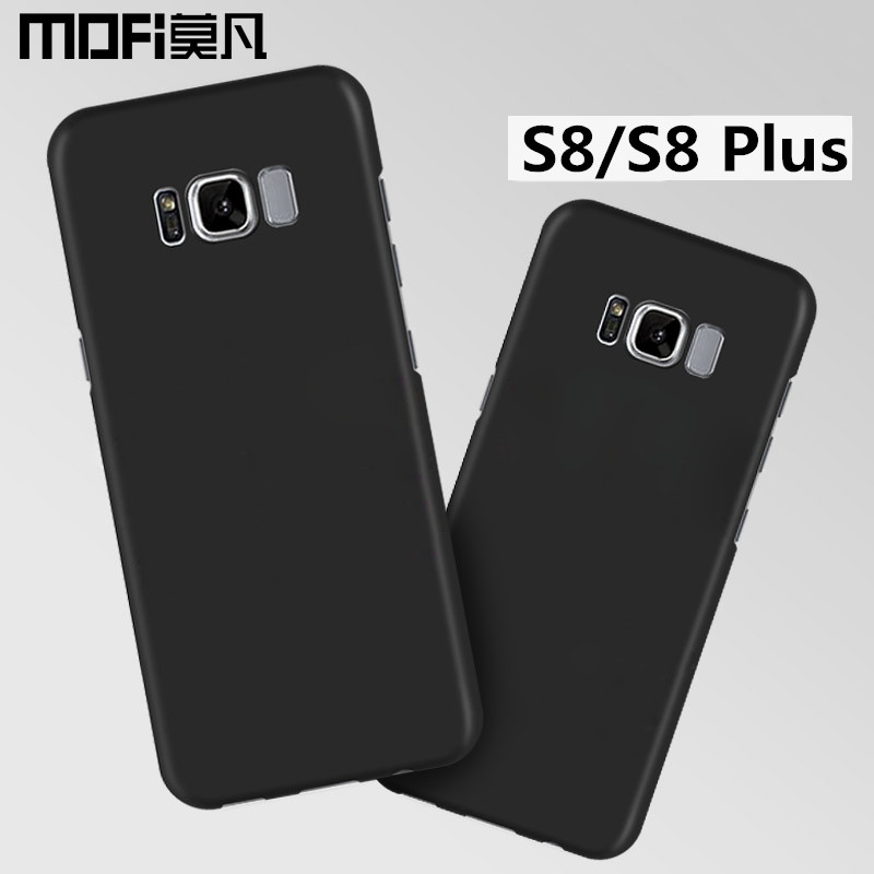 for Samsung S8 case Samsung galaxy S8 plus case cover hard protection black capas MOFi original galaxy s8 plus + back cover 6.2