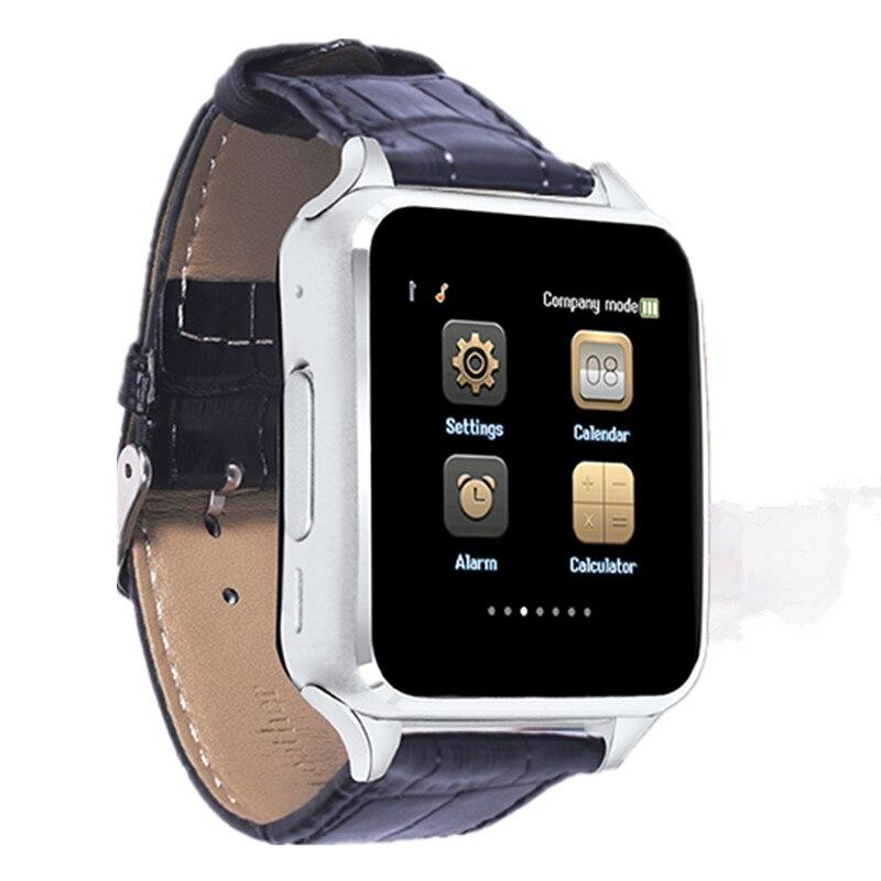 Armbanduhr H7 Smart Uhr Sync Notifier Bluetooth Smartwatch Konnektivität Unterstützung SIM Reloj Inteligente Sport Für Android