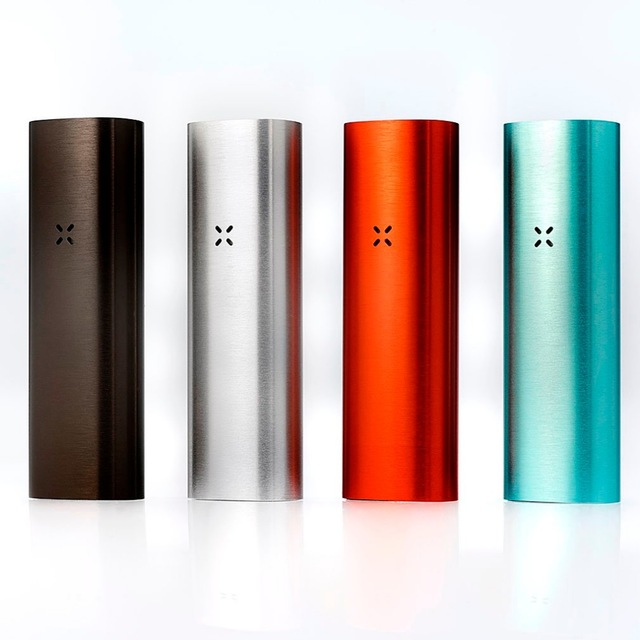 PAX 2 vapor Gold silver black blue red five colors available PAX2 vapor kit pax