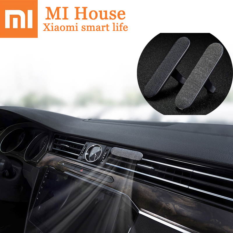 Xiaomi Uildford coche escape aire incienso difusor eliminar olor Mijia ambientador de Gas inteligente planta extracto de Perfume