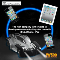 Clearance Sale FREE SHIPPING 5pcs Lot Cool Wecan IW500 Wall Climbing Rc Car Controlled By