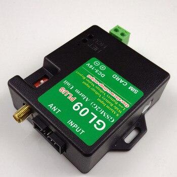 Yeni V2019 Sürüm GL09Plus Pil Kumandalı 8 Kanal GSM SMS Alarm Kutusu Ev Alarm Sistemi Depo Güvenlik Siren çıkışı
