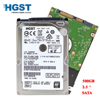 HGST Brand Laptop PC 2.5 500GB Sata2 Sata3 3Gb/s 6Gb/s Notebook hdd hard disk drive 8mb/32mb Thin to 7mm warranty for 3 years