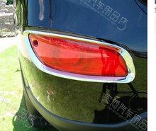 2010 2012 для hyundai santa fe ix45 хромированная лампа заднего