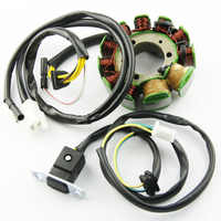 Motorcycle Ignition Magneto Stator Coil for HONDA CB250 Nighthawk Two Fifty Magneto Engine Stator Generator Coil