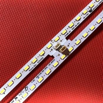 Barre Lumineuse De 50 Pouces | LED Rétro-Éclairage Pour Salut Ense 50 LED 50K370 GT-1134017A HE500HFB57 RSAG7.820.5815 RSAG7.820.5663 1 Pièces = 72 LED 607mm