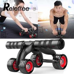 Four wheeles abdominal training ab roller coaster powerwheel power wheel exercise core shredder home gym fitness.jpg 250x250