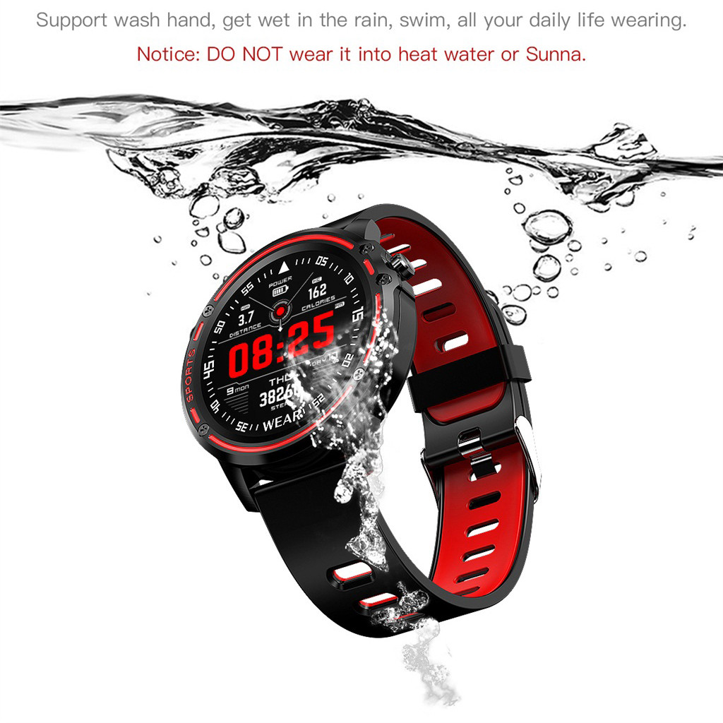 Teamyo Smart Watch Men Women Fitness Tracker Bracelet Blood Pressure Heart Rate Monitoring Smartwatch Connect IOS Iphone Android