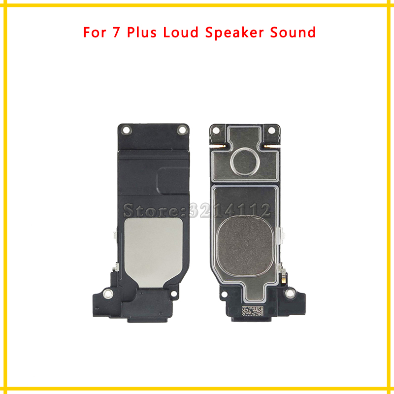AnnFlat 10Pcs/lot High Quality Sound Buzzer Loud Speaker Flex Cable For iphone 7 7G and 7 Plus Repair Parts Free shipping