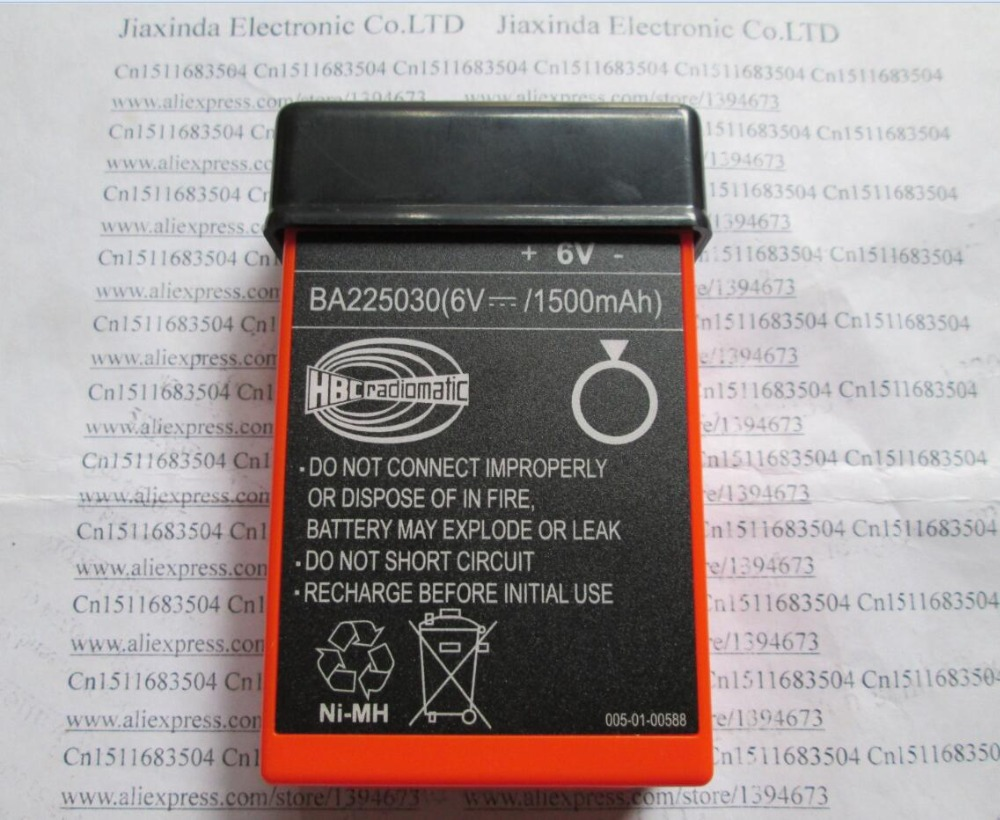 HBC BA225030 Rechargeable battery 225030 6V 1500mah  remote control battery HBC batteries NI-MH Nickel metal hydride Pump truck hbc ba225030 rechargeable battery 225030 6v 1500mah remote control battery hbc batteries ni mh nickel metal hydride pump truck