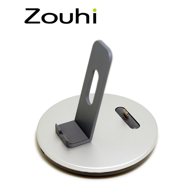 Newest Style Design Mobile Phone Stand Holder For iPhone 5 5s 6 6s Plus Samsung Galaxy Charging,Tablet PC Base For iPad MiPad