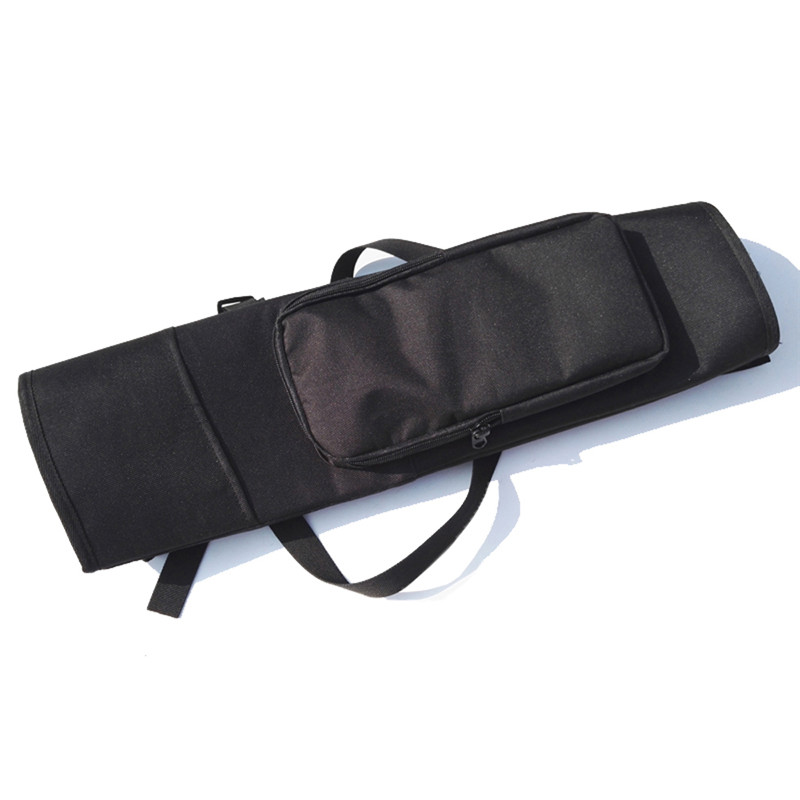 1pc Archery Arrow Quiver Holder Pouch Arrow Shoulder Waist Bag Target Bag Arrow Holder 40pcs arrow Bow in Darts from Sports Entertainment