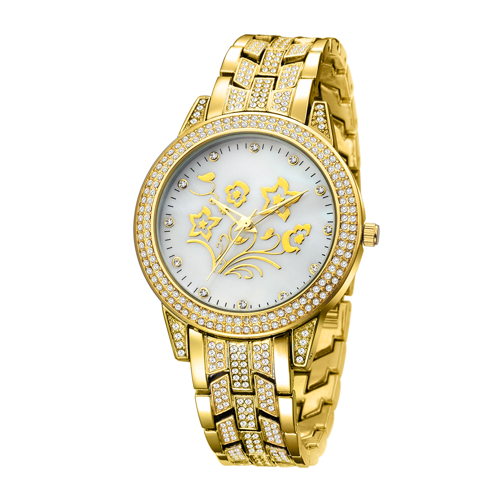 BELBI Luxury Brand Fashion watches Women Ladies Rhinestone Quartz Watch Women's Dress Clock Wristwatches relojes mujeres
