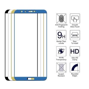 Image 5 - Закаленное стекло на honor 9 lite чехол для huawei honor 9 lite легкий honer 9 lite honor 9 защитный Glas Защитная экранная пленка защита