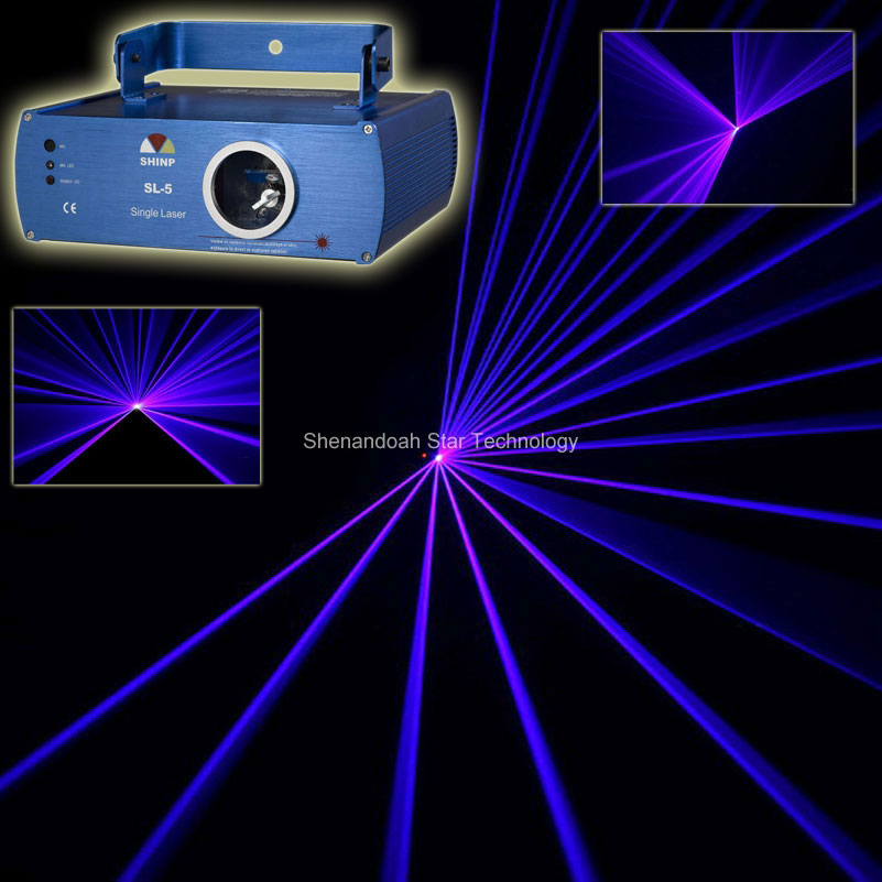 New Blue Laser Line Scan Beam DMX DJ Dance Bar Xmas Party Club Disco Disco Lighting Effect Stage Light Show System s3