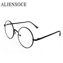 Vintage Round Harry Potter Glasses Frame Female Brand Designer font b gafas b font font b