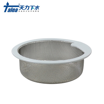 Talea 14.3CM Sink Drian Strainer Filter Screen Basket Kitchen Strainer waste inner basket Catcher Stopper Metal Sink Strainer фото