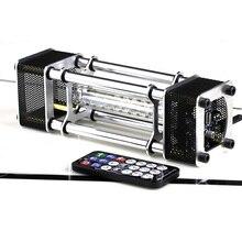 IV 18 świetlówka zegar Glow zegar energia filar GPS odbiornik rozrządu opcjonalnie