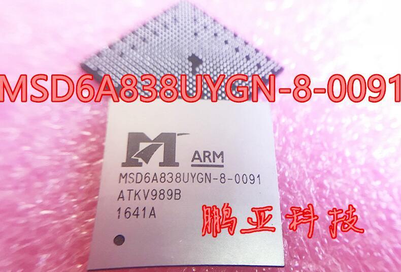 1pcs/lot  MSD6A838UYGN  MSD6A838UYGN-8-0091   BGA1pcs/lot  MSD6A838UYGN  MSD6A838UYGN-8-0091   BGA