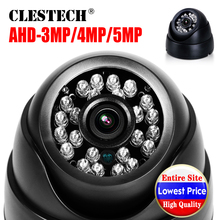 Wholesale CCTV AHD Dome Camera 5MP 4MP 3MP 1080P SONY-IMX326 FULL Digital HD AHDH indoor IR infrared night vision Security Video 960p ahd dome cctv camera 3 6mm 1 3 cmos 1 3mp 12 ir lamps night vision ir cut indoor home security