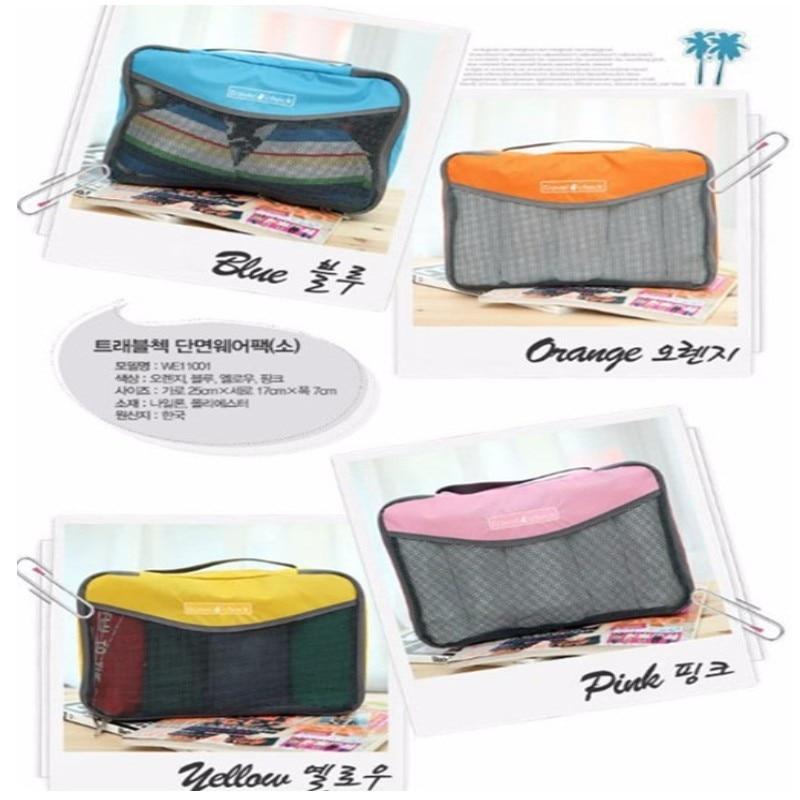 LDAJMW Nylon Waterdichte materiaalgaas Reisbagage Verpakking Netto - Home opslag en organisatie - Foto 3