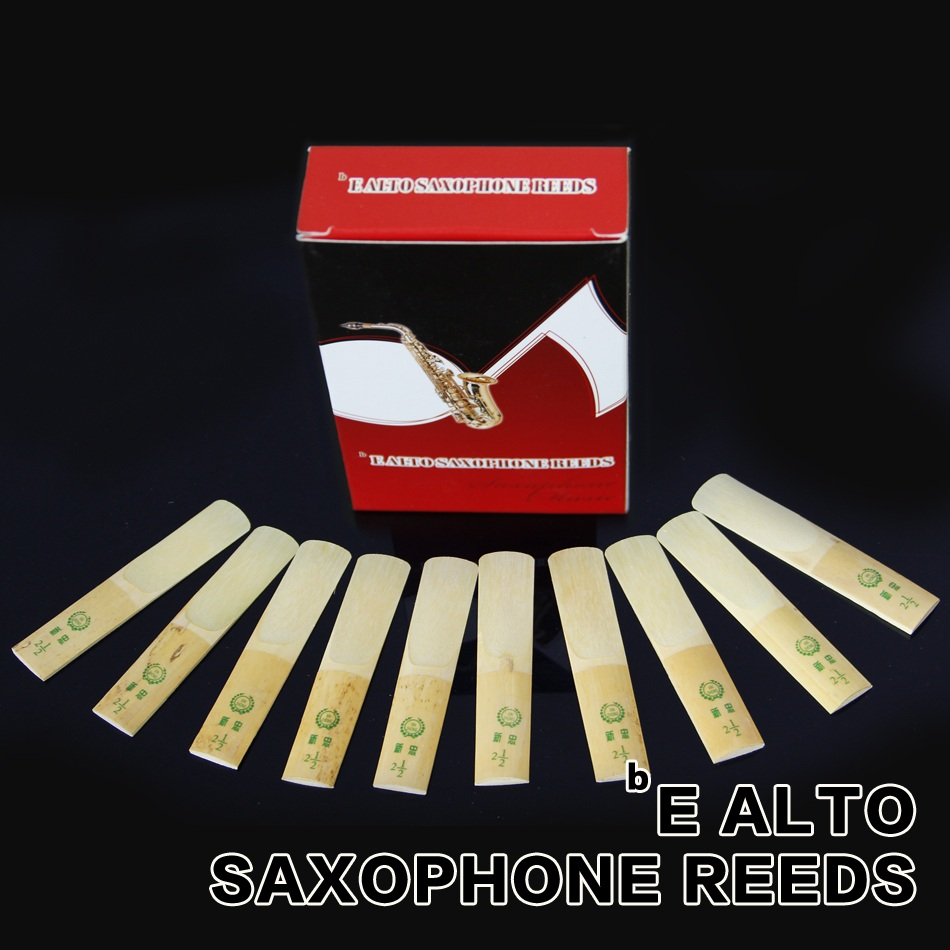 BE ALTO SAXOPHONE REEDS Saxophone Accessories XZ-AS02