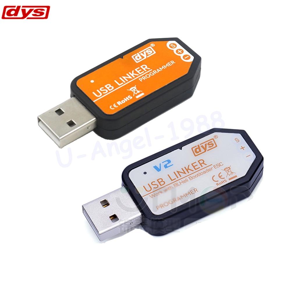 1pcs DYS ESC USB Linker Programmer for SN16A SN20A SN30A SN40A BL16A BL20A BL30A BL40A