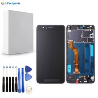 5.2inch for HUAWEI Honor 8 LCD Display and Touch Digitizer Screen Assembly with Frame Replacement Parts FRD L19 FRD L09