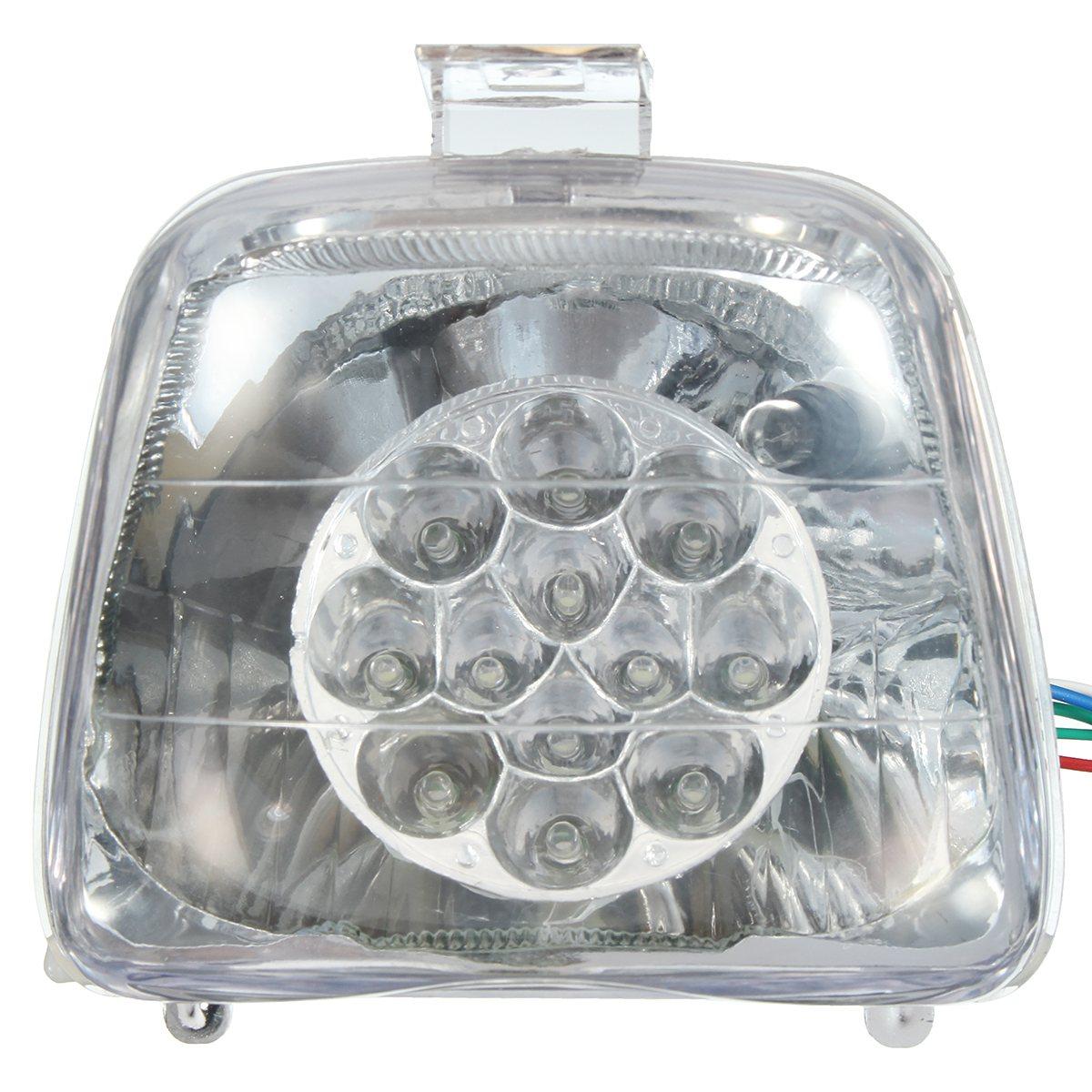 Headlight Night Light Lamp Fit Chinese ATV 4 Wheeler Quad Buggy ATV