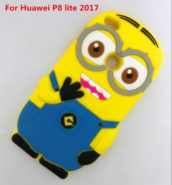 coque huawei p8 lite 2017 minion