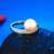 Dainashi nueva perla de lujo de joyería de moda anillo para mujer anillos de boda anillo de perlas de agua dulce para las mujeres regalo de la promoción