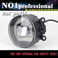 DX Auto Styling For FORD EXPLORER LED Mistlamp FOG Lichtgeleider VORM C M701 DRL Dagrijverlichting Automobiel
