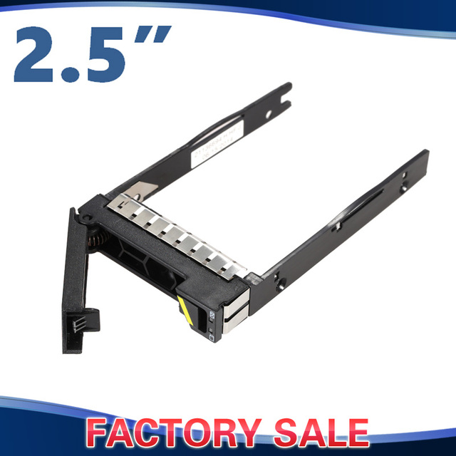 "2.5"" SATA SAS HDD Drive Tray Caddy Bracket for Huawei Tecal RH2285H RH2485 RH2268 XH621 XH311 XH620 XH320 BH621 BH622 E9000"