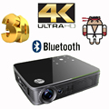 MDI 3d-проектор HD DLP LED Видео фильм Кино Проектор 1280x800 Android 5.1 Bluetooto 4.0 Wi-Fi display Miracast Airplay 2 Г RAM