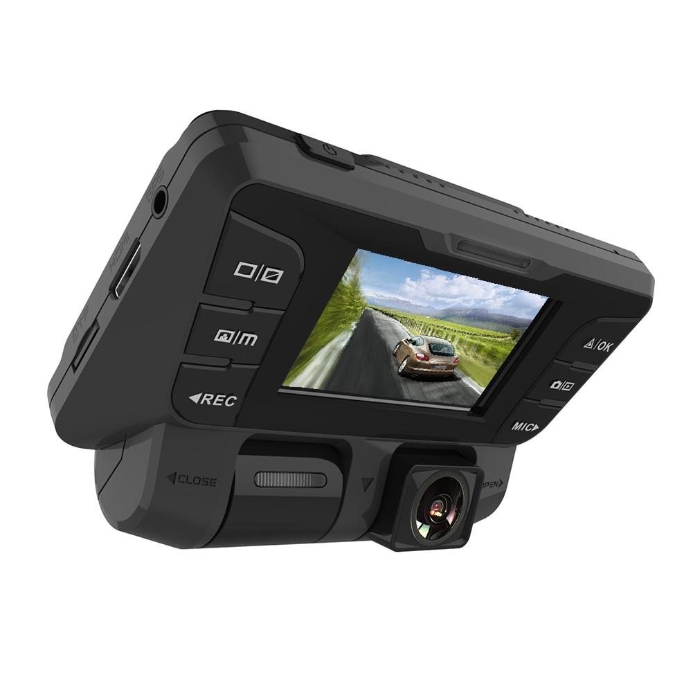 Nouveau 2.7 pouces double lentille 1080 P + FHD 1080 P voiture DVR Auto caméra enregistreur de conduite vidéo B90D super large degrés avant rétroviseur caméra de tableau de bord