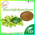 100% Natural Verde Feijões do Coffe Extrato 10:1 50g