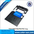 PVC ID Card Tray Plastic card Printing Tray for Epson R260 R265 R270 R280 R290 R380 R390 RX680 T50 T60 A50 P50 L800 L801 R330