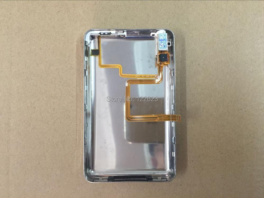 Back cover+headphone jack for iPod Video 5th Gen 30gb