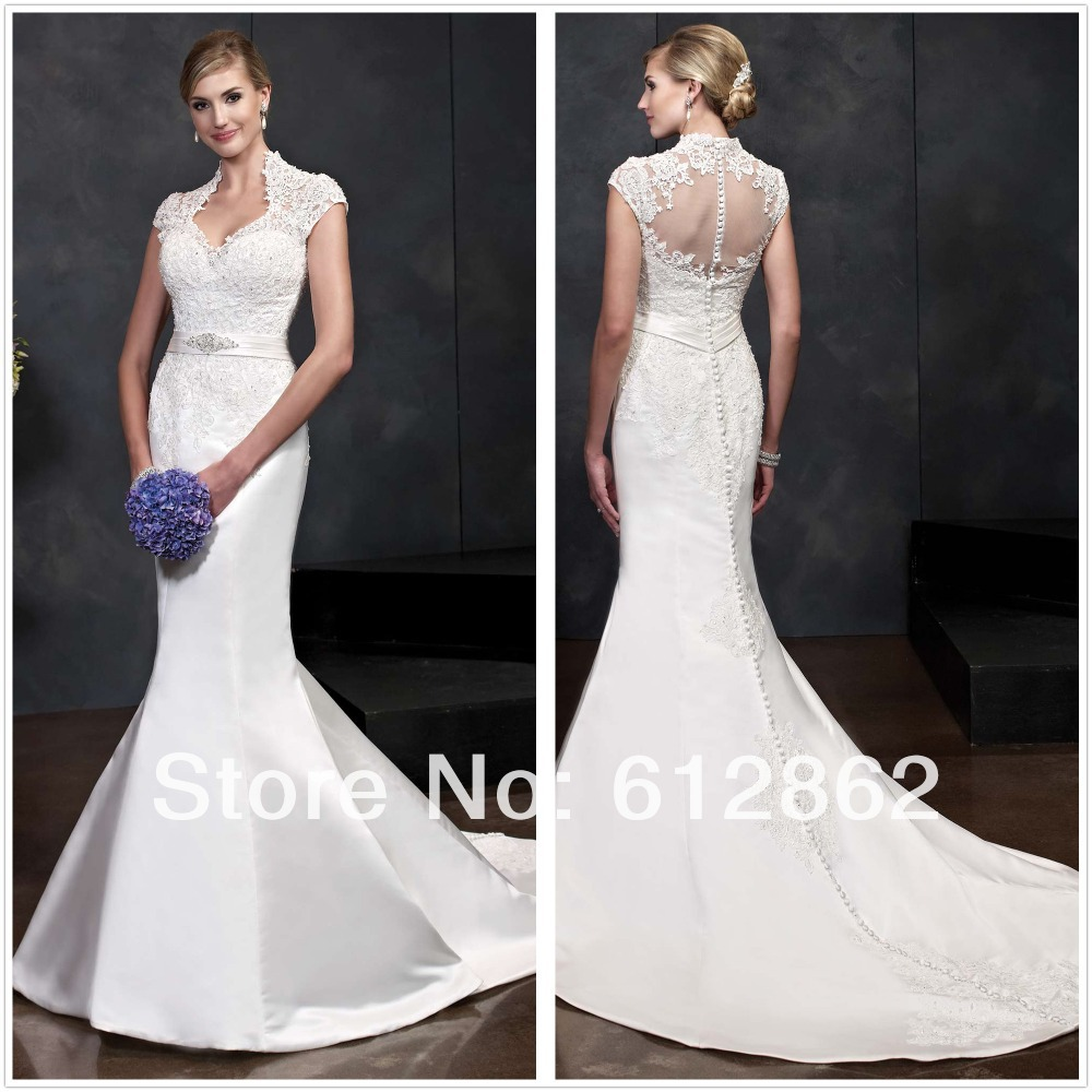Mermaid Wedding Dress Pattern Ideas