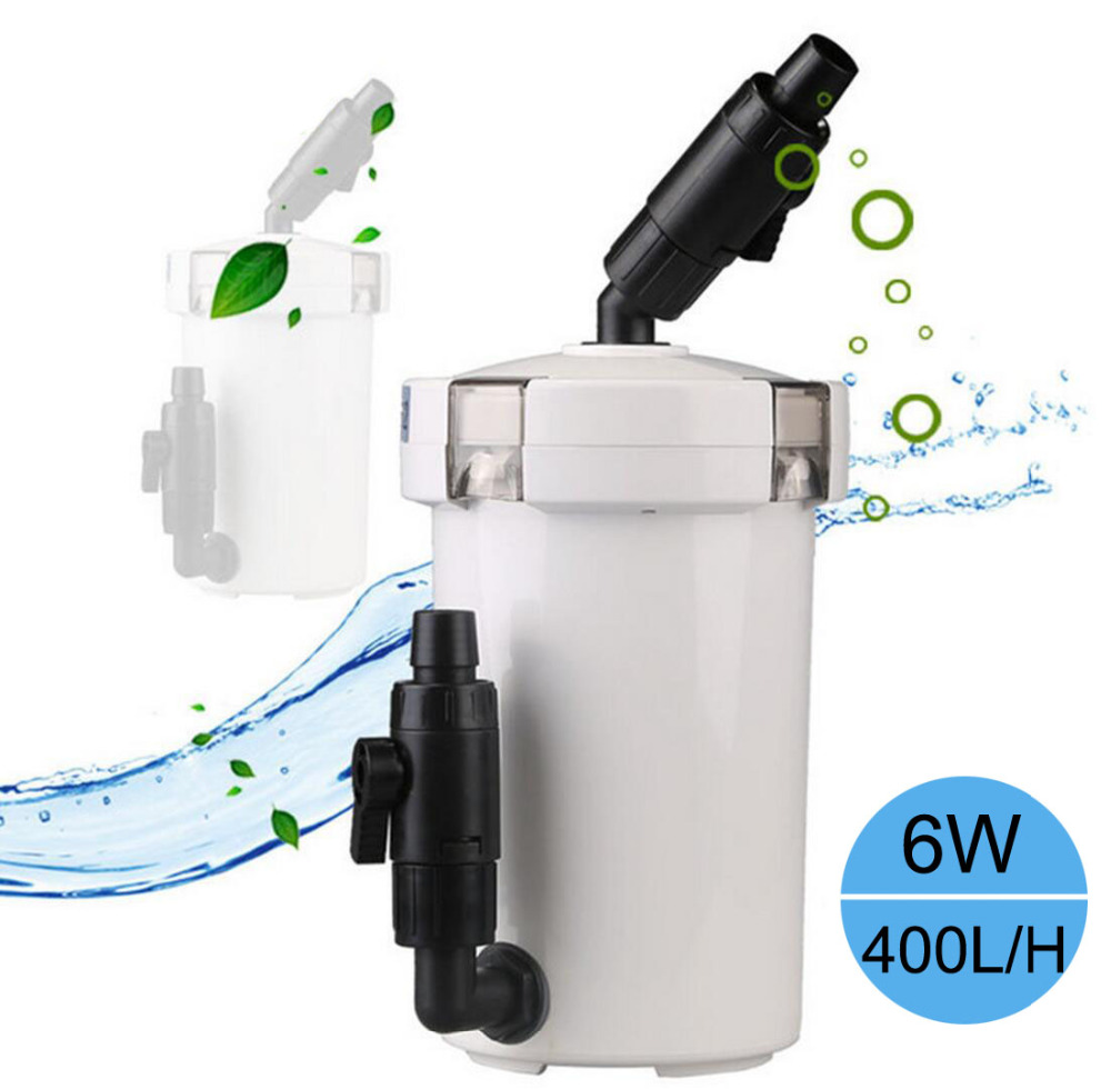 External water fountain pump - Aquarium Filter Ultra Quiet External Aquarium Filter Bucket Hw 602b Hw 603b Fish Tank Water Pump 6w 220v
