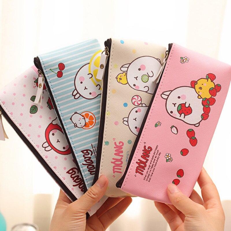Corea del cartone animato di patate molang coniglio sacchetto