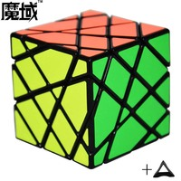 Moyu Aosu 4 4 4 Axis Cube Black White Pink Blue Green Profissional Magic Cube