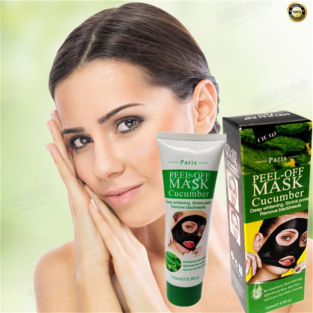 Image result for facial peel-off mask cucumber female